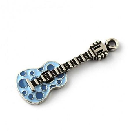 Colgante guitarra colores