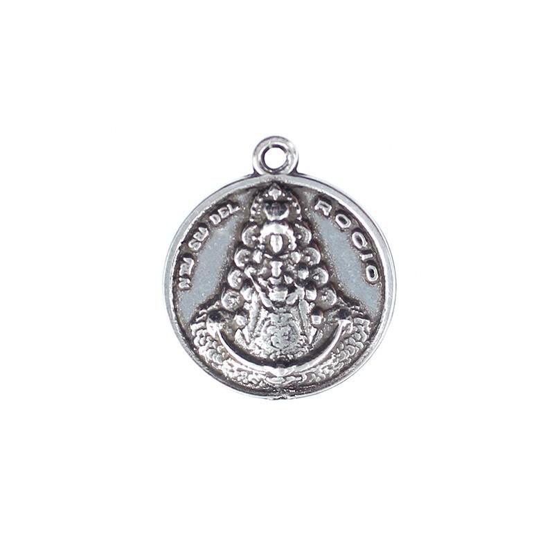 Charm Virgin of the Dew zamak