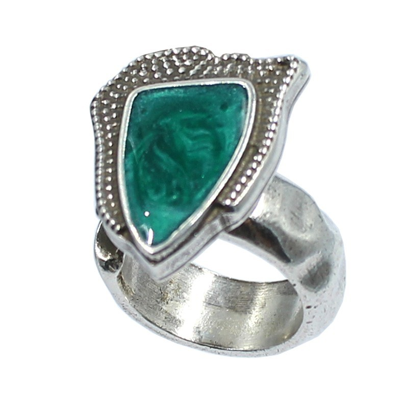 Ring zamak with several color