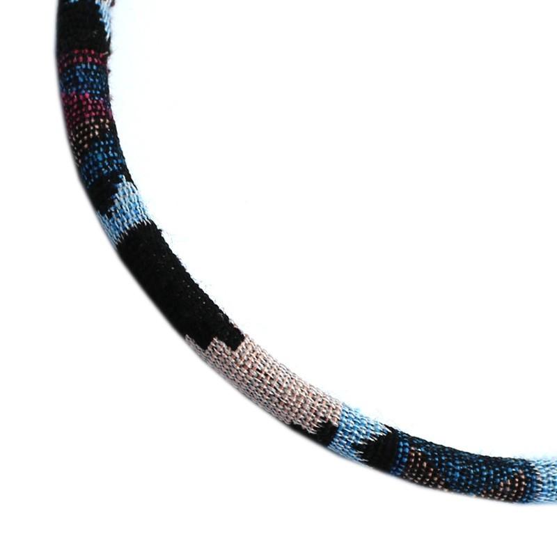 Cordón de tela para pulseras