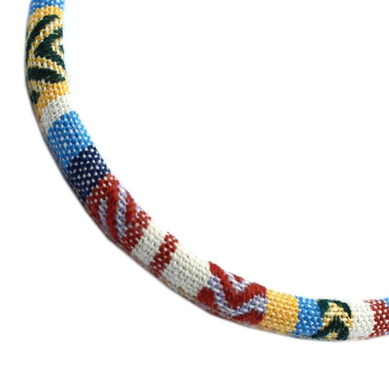 Corde de la pour des bracelets de tissu