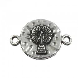 Conector pulsera Virgen del Pilar