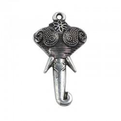 La pendaison de tête d'éléphant