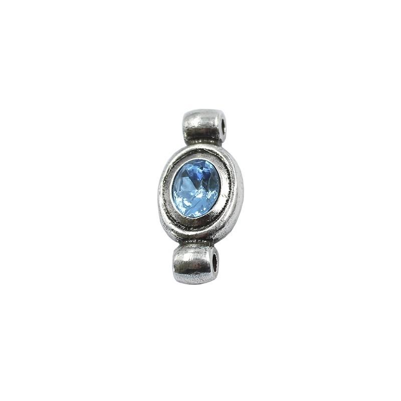 Entrepieza bracelet avec cristal Swarovski