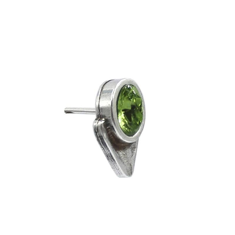 Pendientes diseño con cristal Swarovski