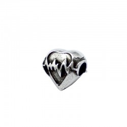 Heart bracelets type Pandora
