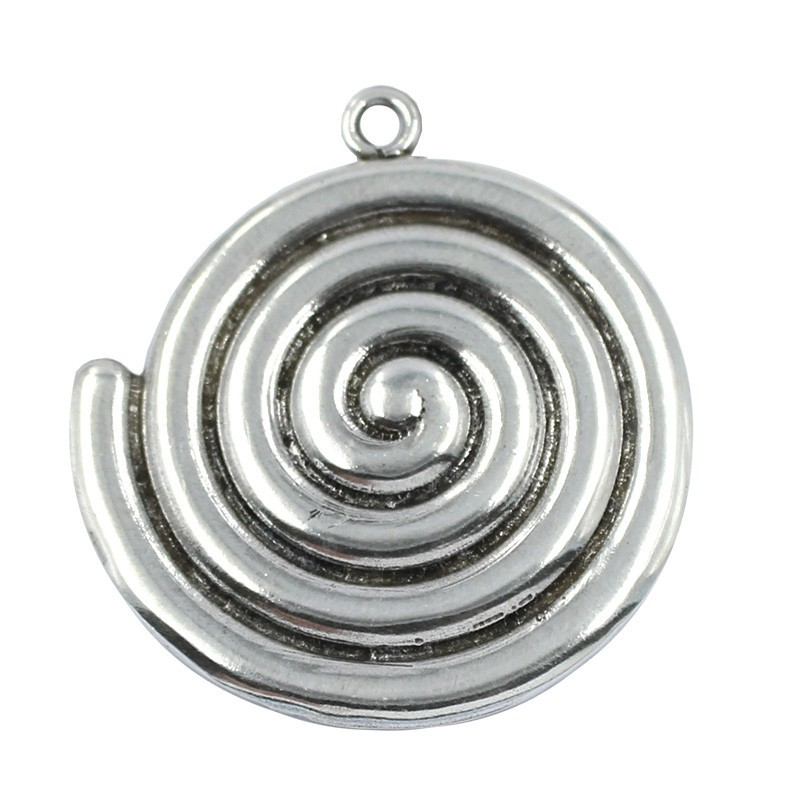 Hanging spiral
