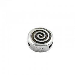 Entrepieza ronde avec spirale