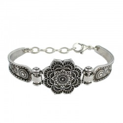 Bracelet Rose mandala