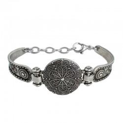 Bracelet with mandala