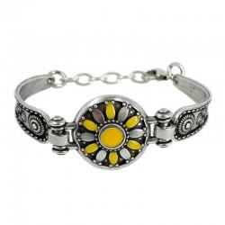 Bracelet daisy en couleur