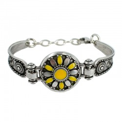 Bracelet daisy in color
