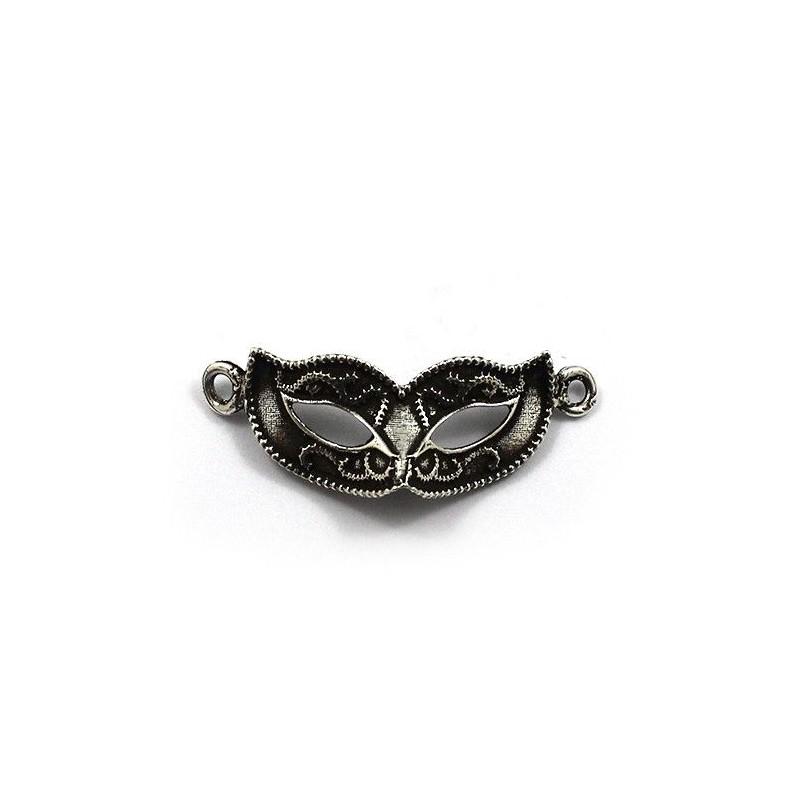 Bijou masque de zamak et de l'argent pour des bracelets