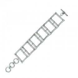 Bracelet de perles carré