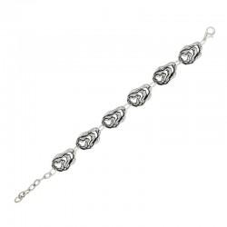 Bracelet de six perles