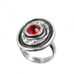 Ring design with Swarovski
