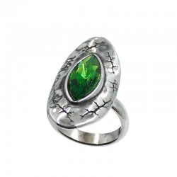 Ring aging of glass-Marqui