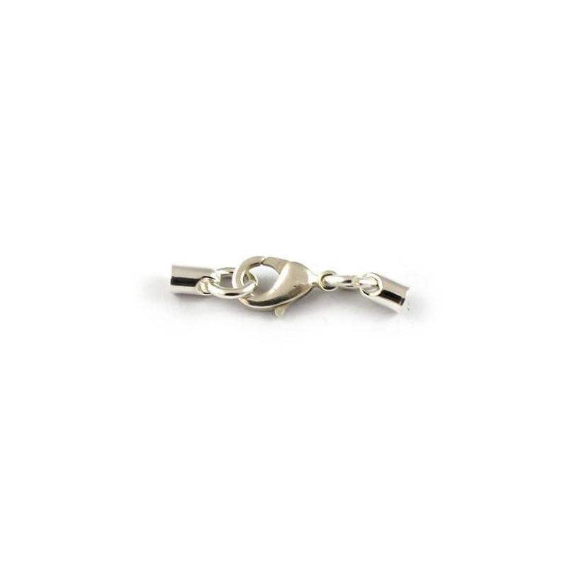 Mousqueton à verrouillage 3,2 mm pour des bracelets et des pendentifs