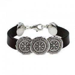 Bracelet avec motif trois...