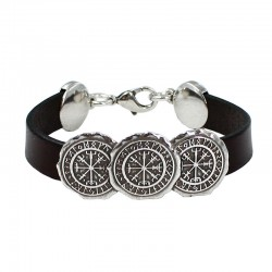 Bracelet with three coins...