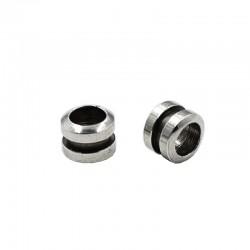 Round bead 5x4 (30 pcs.)