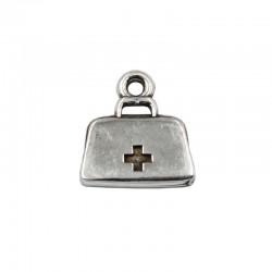 Colgantito bolso de médico