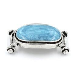 Perles pour bracelets ovale cabochon