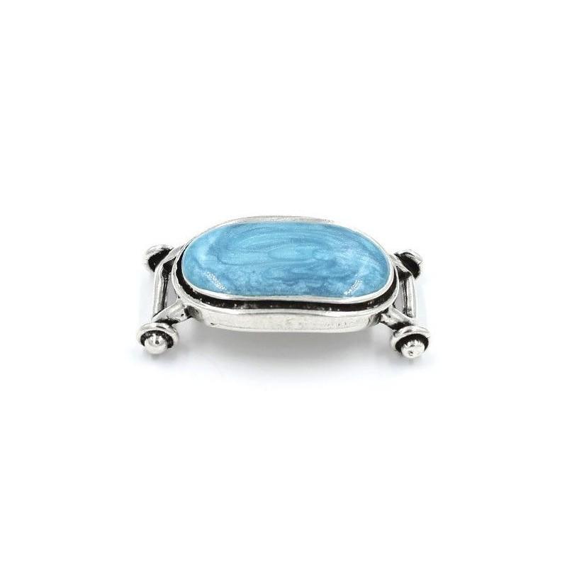Beads for bracelets oval cabochon