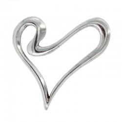 Heart-shaped bead