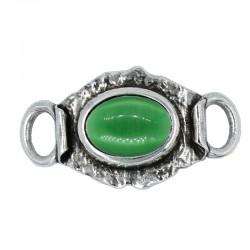 Glass beads for bracelets
