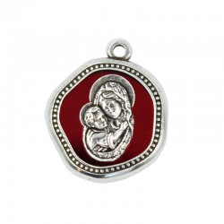 Pendant of the Virgin Mary...