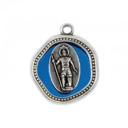 San Isidro pendant with...