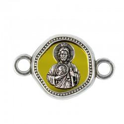 St. Jude Thaddeus bead in...