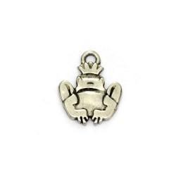 Les charmes de la grenouille zamak