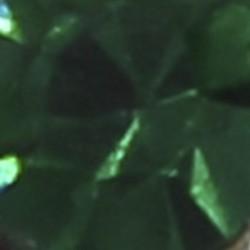 Cristal Olivino